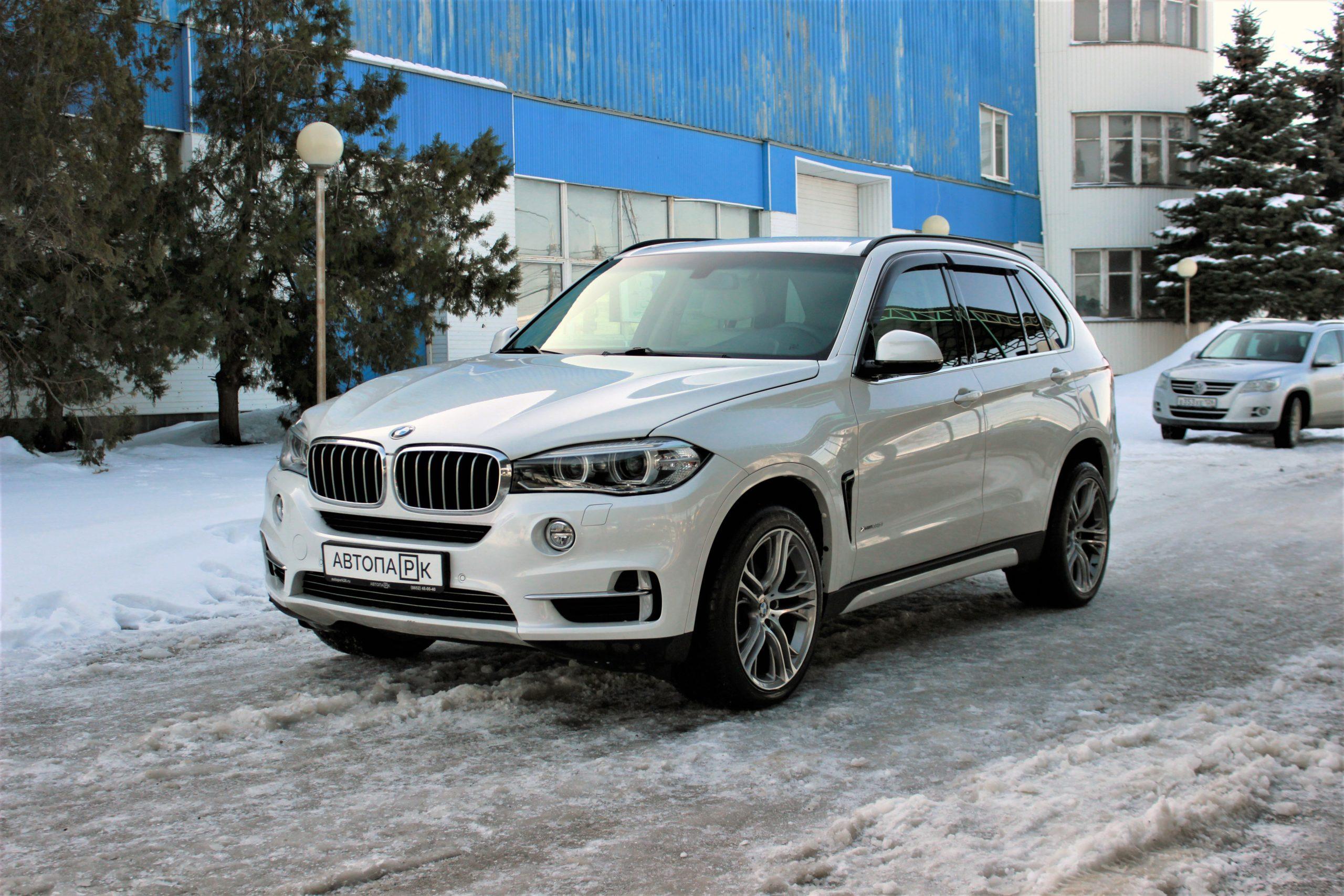 Купить BMW X5 (Белый) - Автопарк Ставрополь