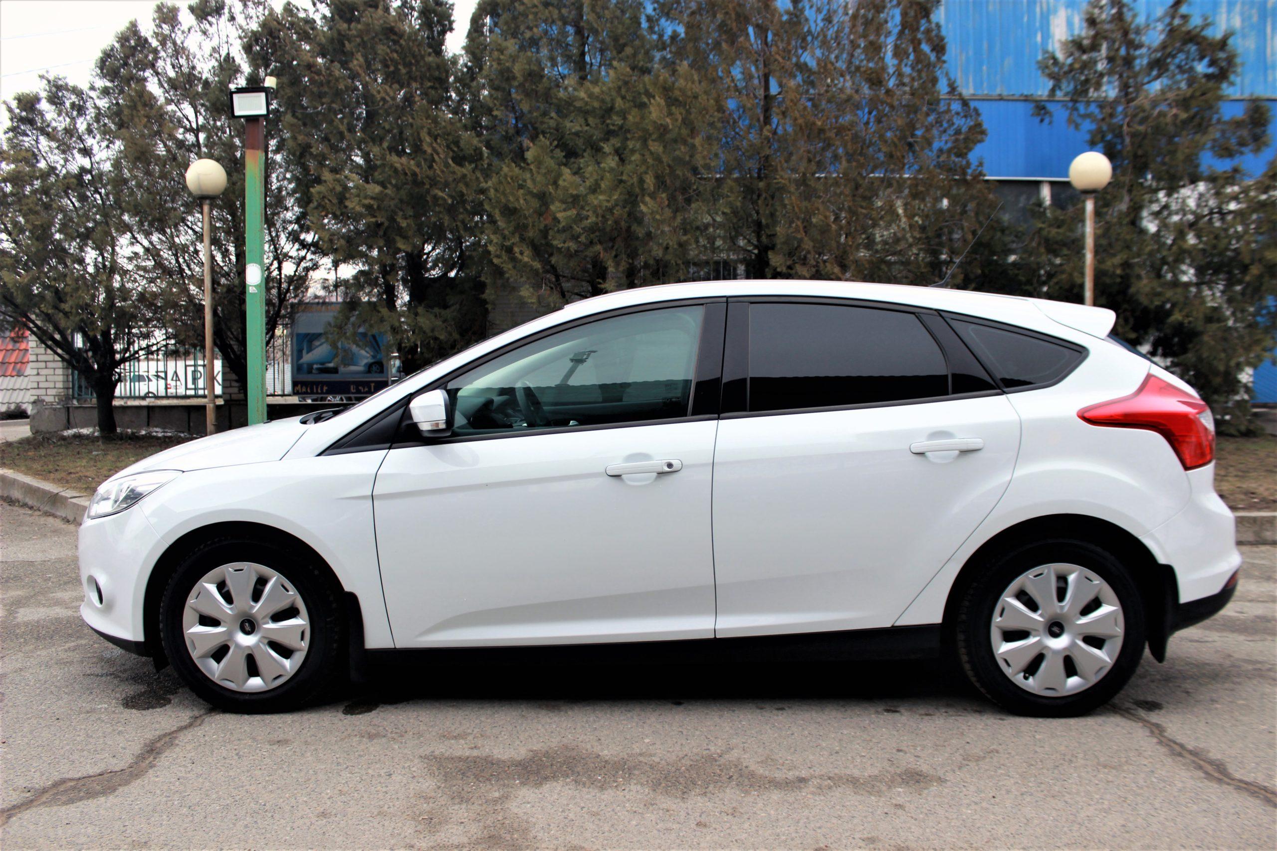 Купить Ford Focus (Белый) - Автопарк Ставрополь
