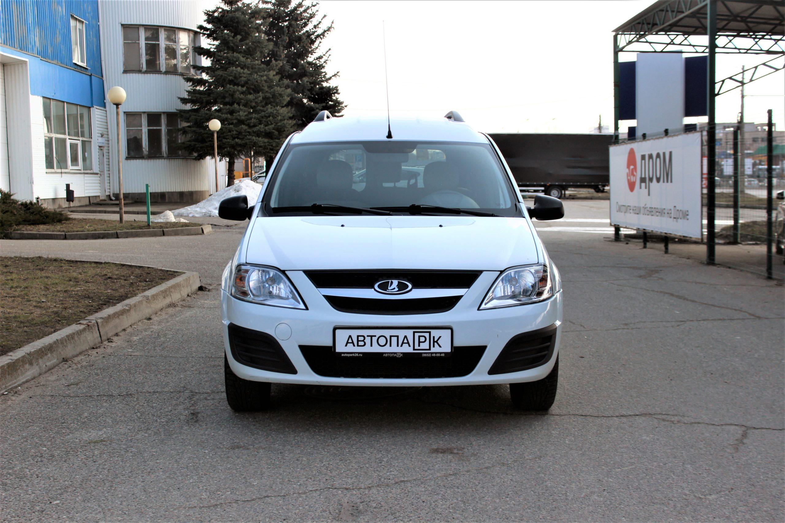 Купить LADA Largus (Белый) - Автопарк Ставрополь