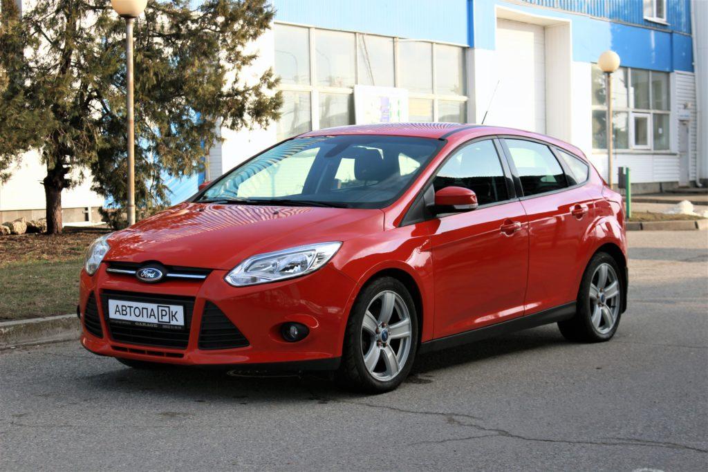 Купить Ford Focus (Красный) - Автопарк Ставрополь