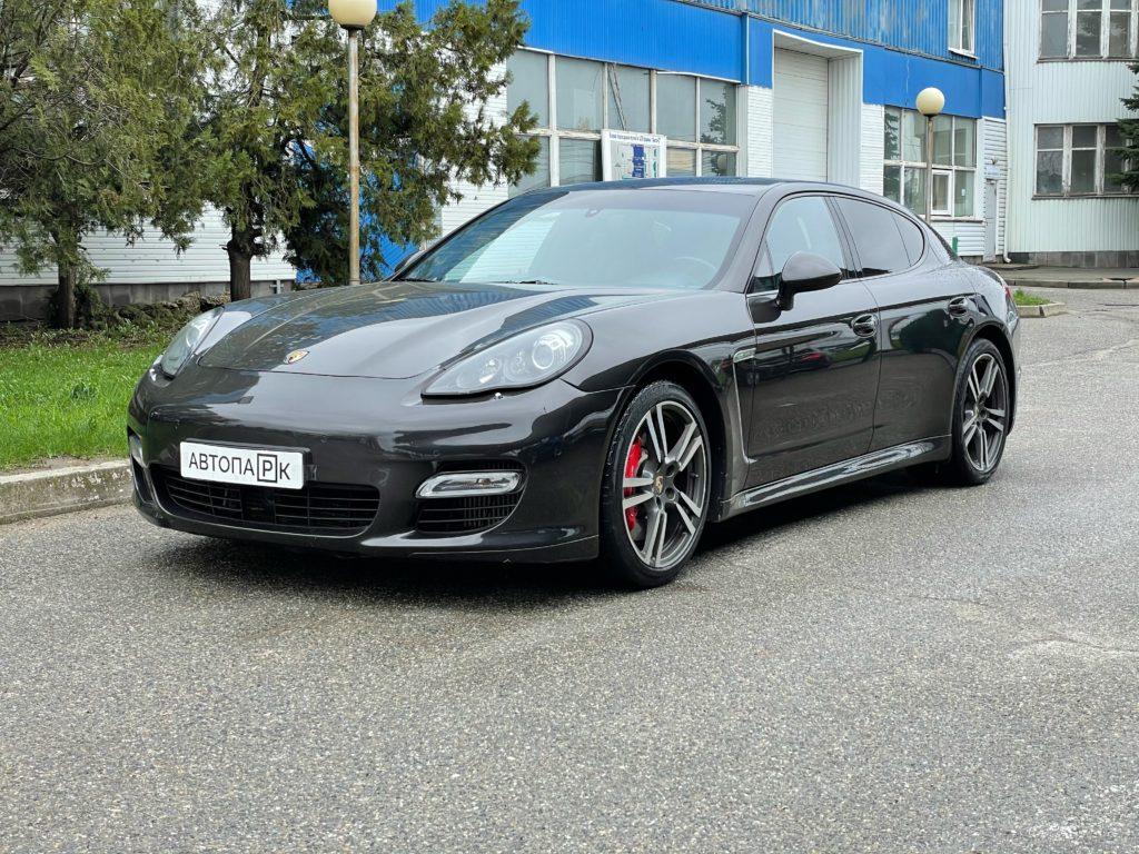 Купить Porsche Panamera Turbo (Серый) - Автопарк Ставрополь