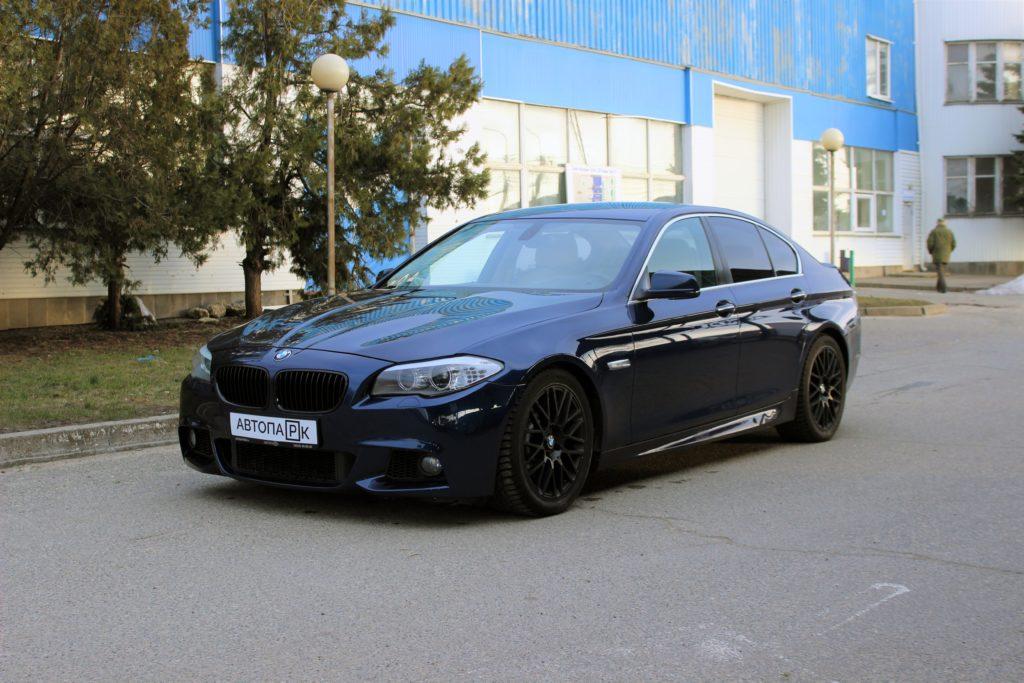 Купить BMW 5 серия (Синий) - Автопарк Ставрополь