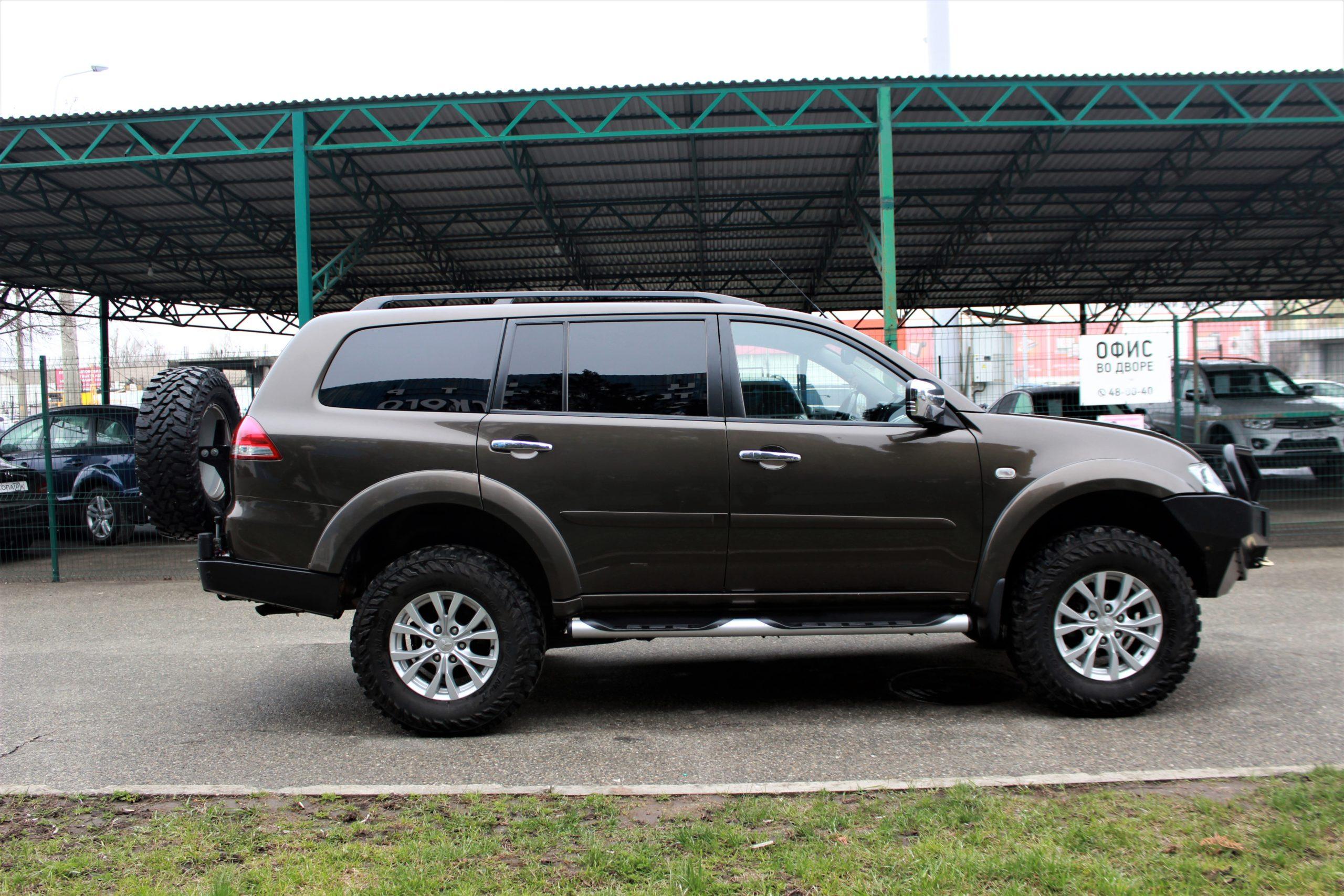 Купить Mitsubishi Pajero Sport (Коричневый ) - Автопарк Ставрополь