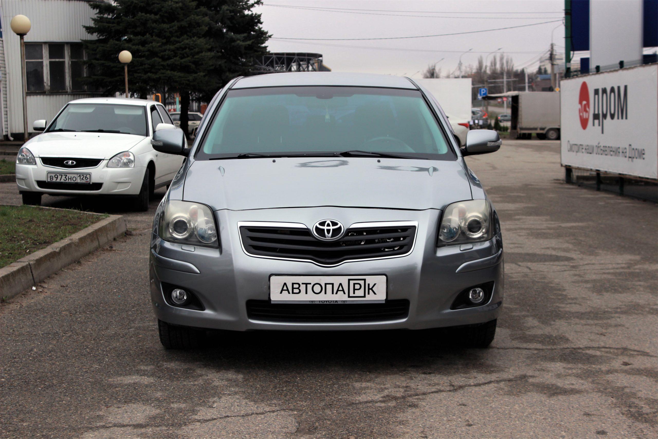 Купить Toyota Avensis (Серебристый ) - Автопарк Ставрополь