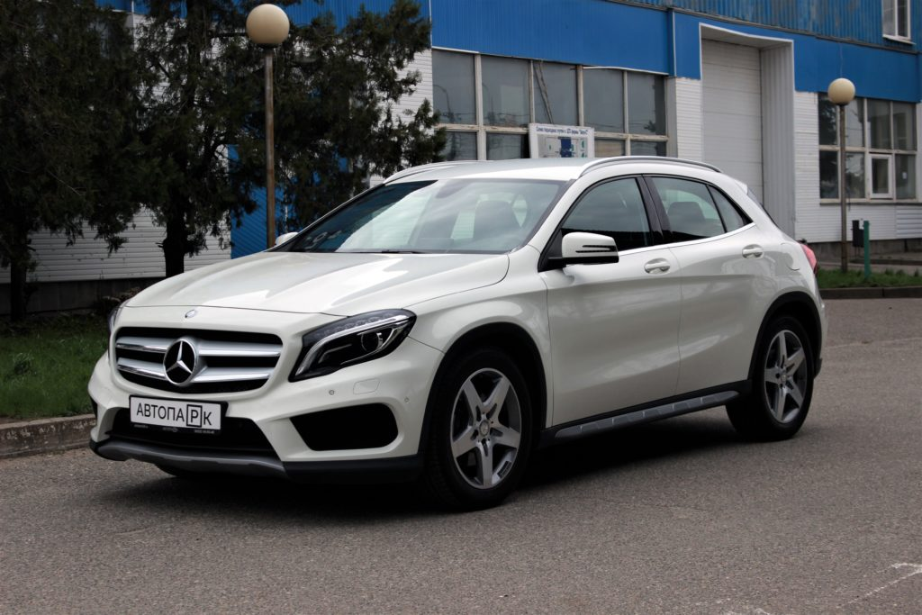 Купить Mercedes-Benz GLA-класс (Белый) - Автопарк Ставрополь