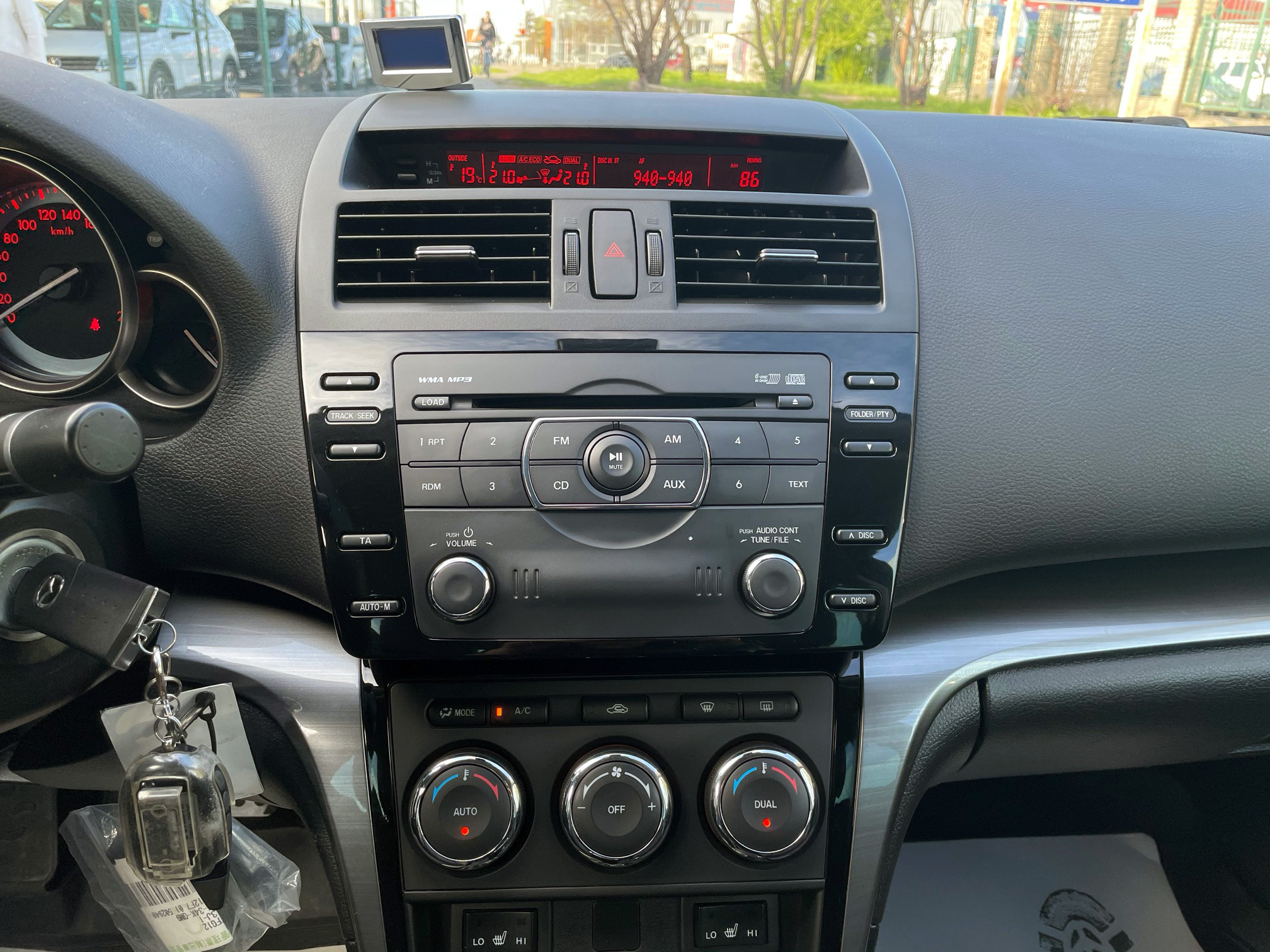 Купить Mazda 6 (Белый) - Автопарк Ставрополь