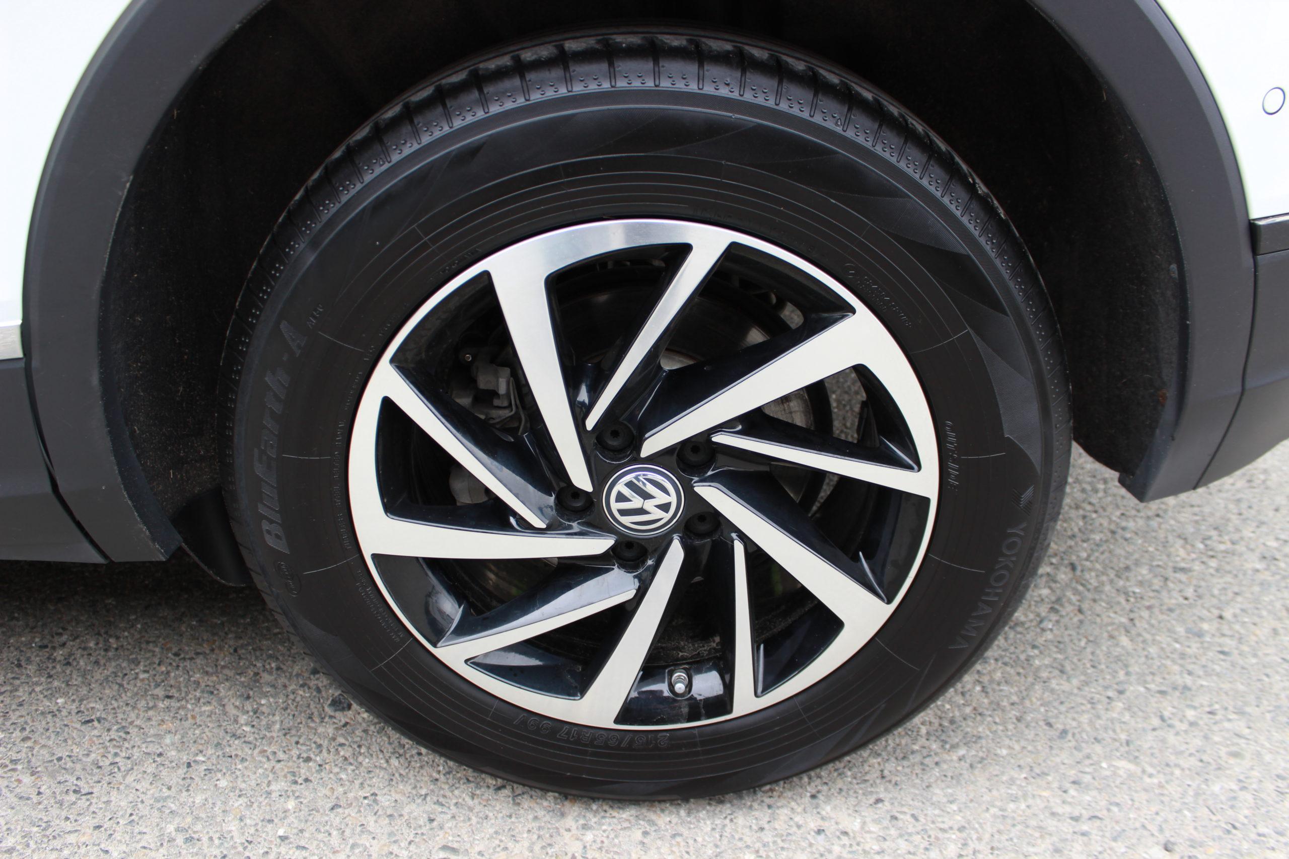 Купить Volkswagen Tiguan (Белый) - Автопарк Ставрополь