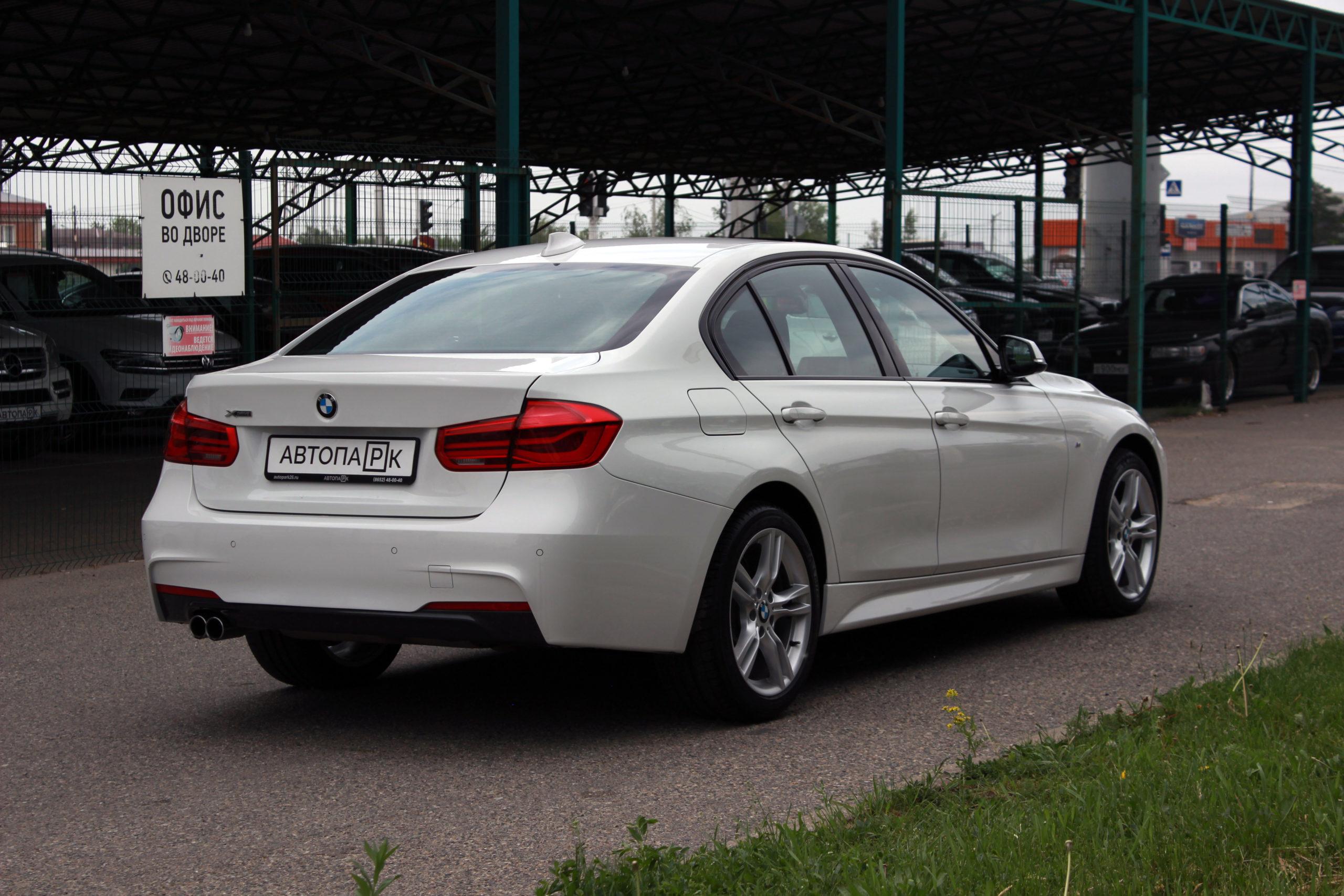 Купить BMW 3 серия (Белый) - Автопарк Ставрополь