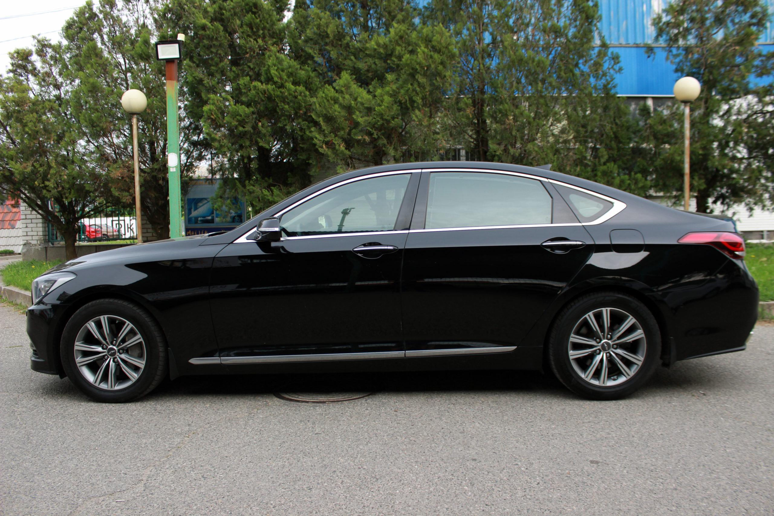 Купить Hyundai Genesis (Черный) - Автопарк Ставрополь