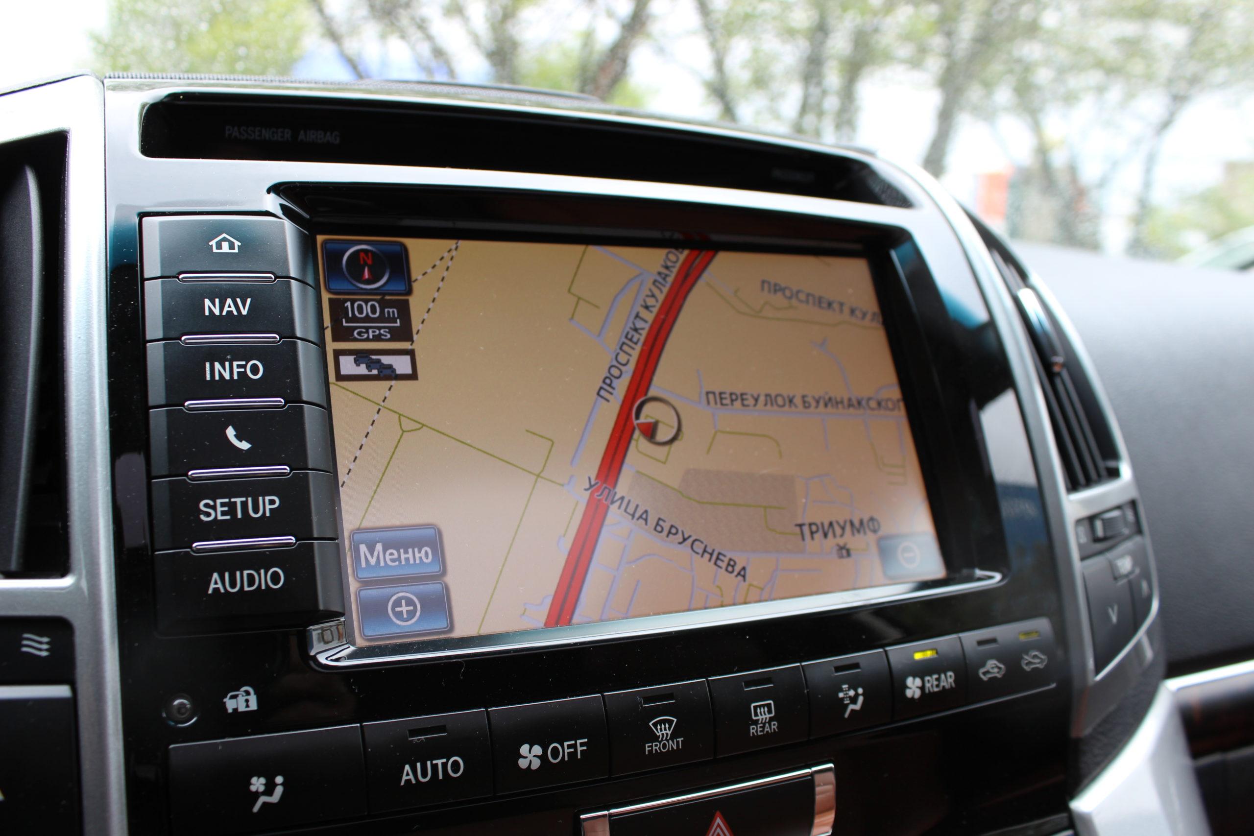 Купить Toyota Land Cruiser (Белый) - Автопарк Ставрополь