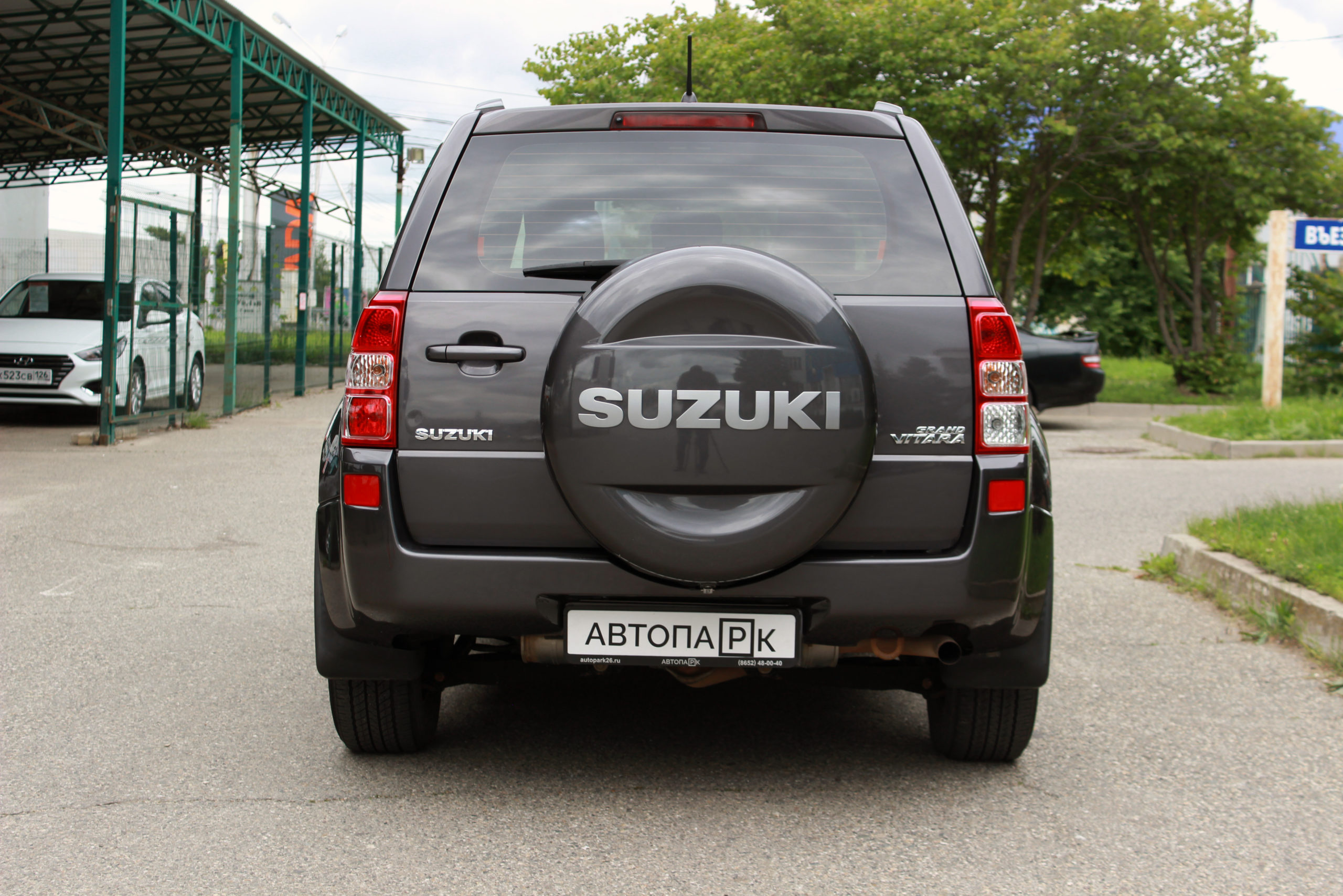 Купить Suzuki Grand Vitara (Серый) - Автопарк Ставрополь