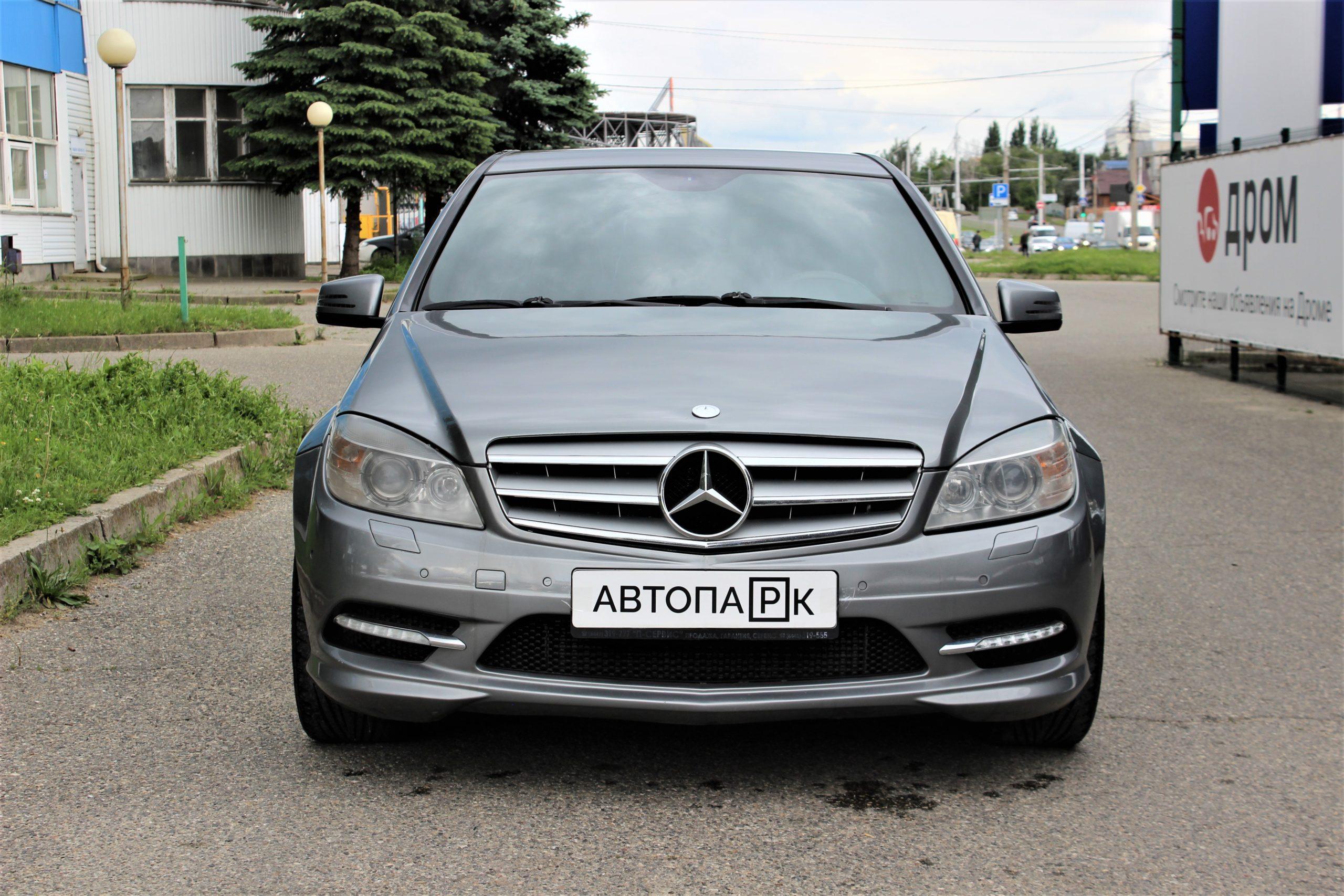 Купить Mercedes-Benz C-класс (Серый) - Автопарк Ставрополь