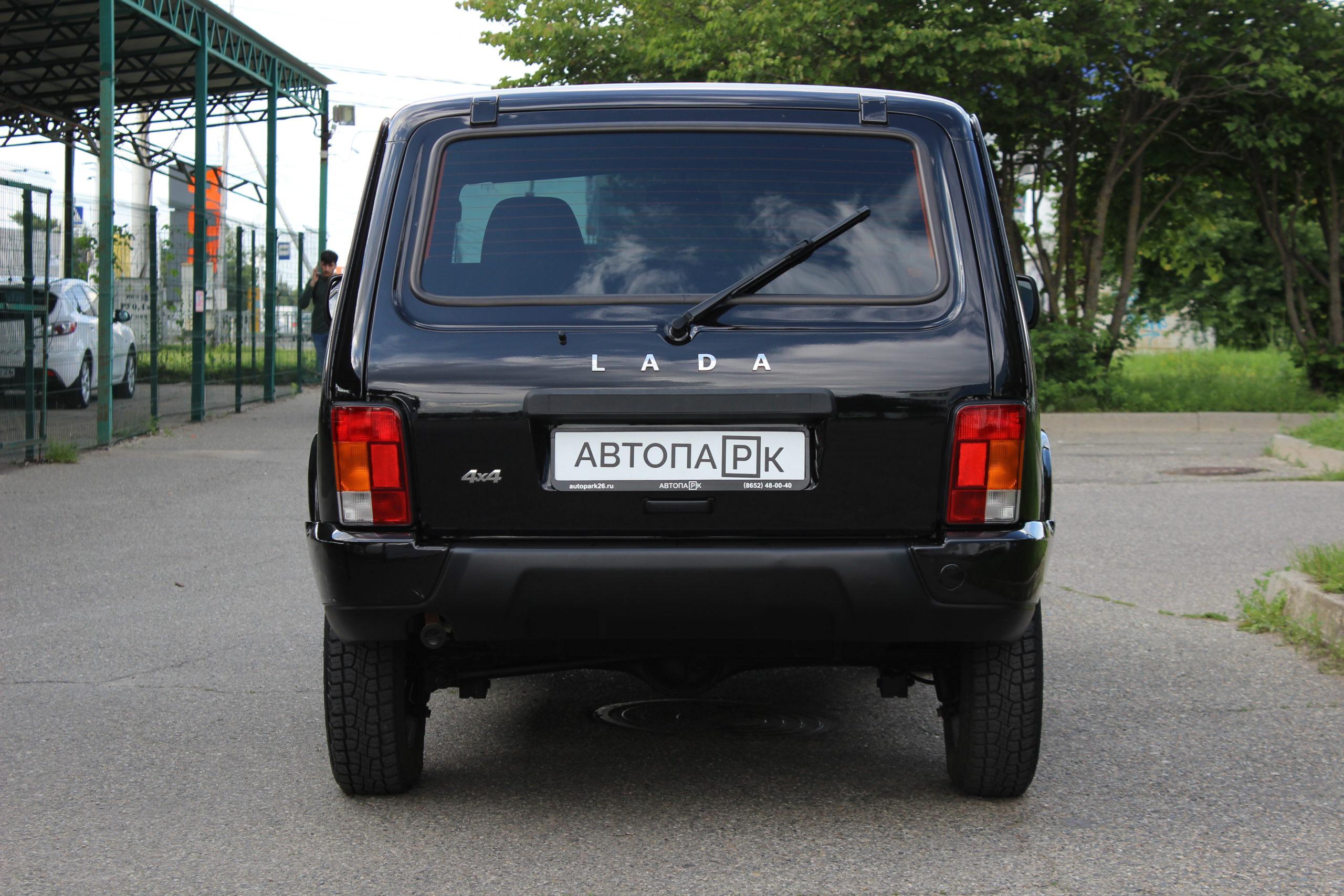 Купить LADA 4×4 (Нива) (Черный) - Автопарк Ставрополь