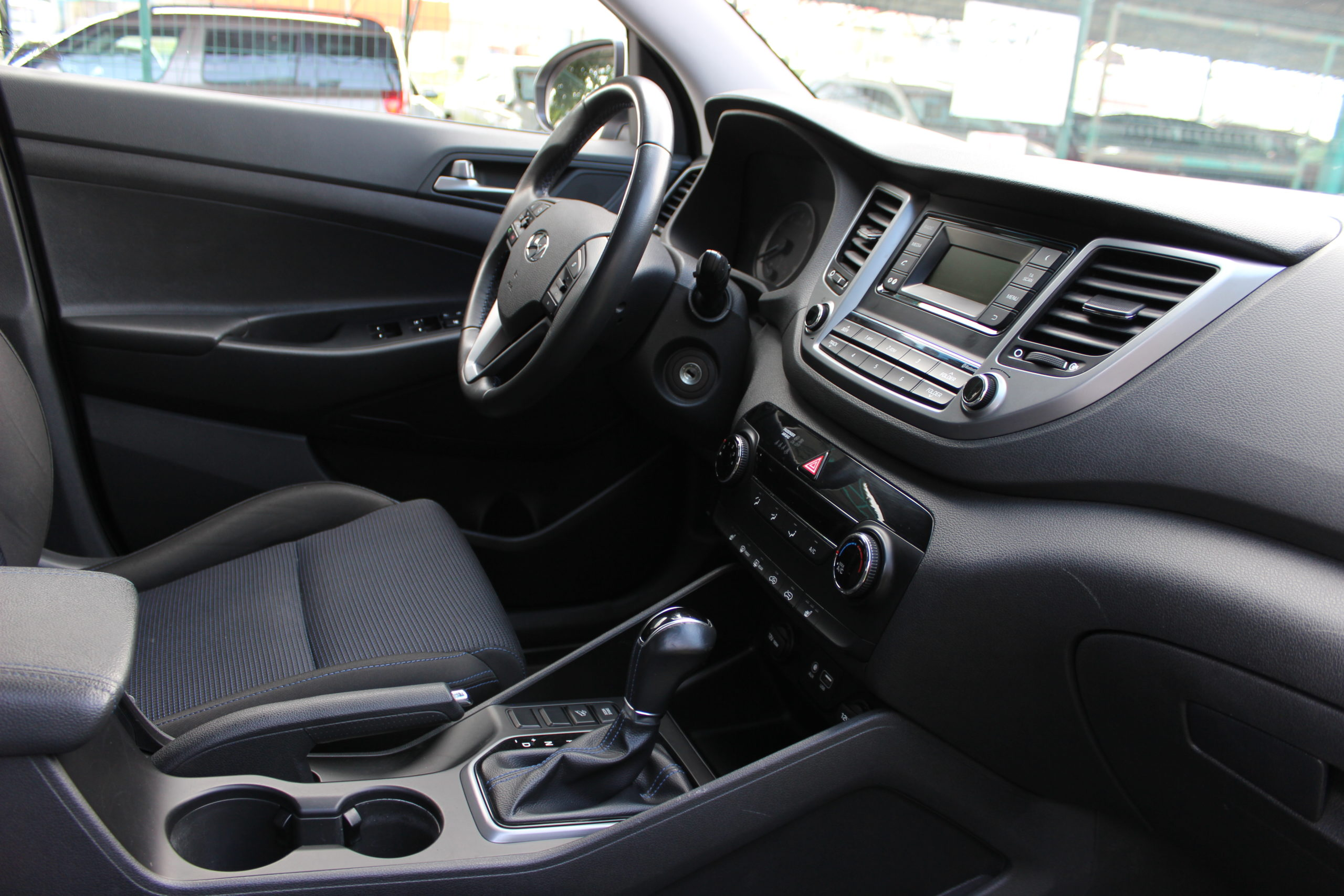 Купить Hyundai Tucson (Серебристый ) - Автопарк Ставрополь