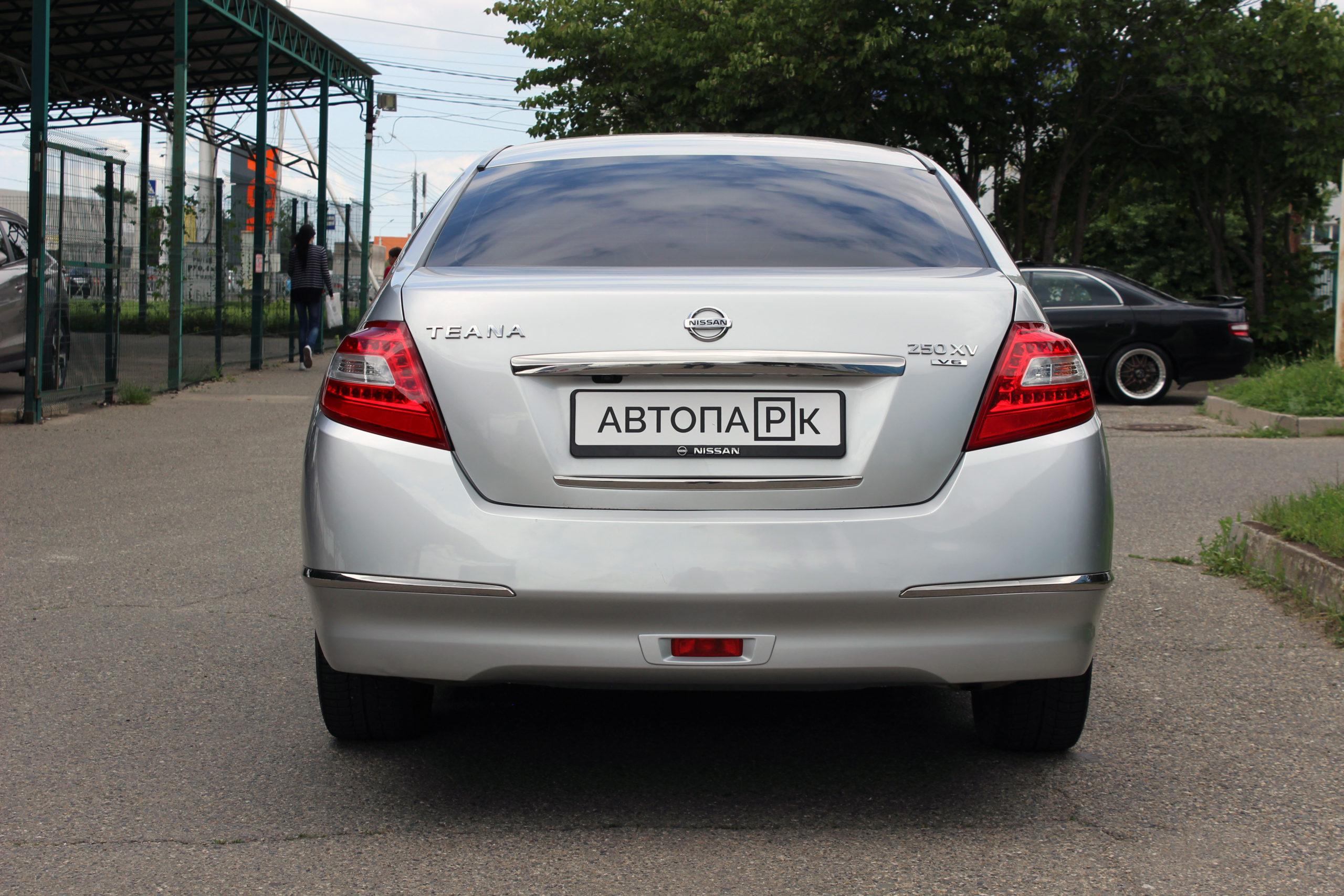 Купить Nissan Teana (Серебристый) - Автопарк Ставрополь