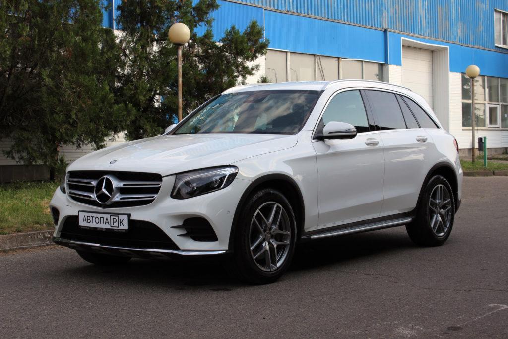 Купить Mercedes-Benz GLC-класс (Белый) - Автопарк Ставрополь
