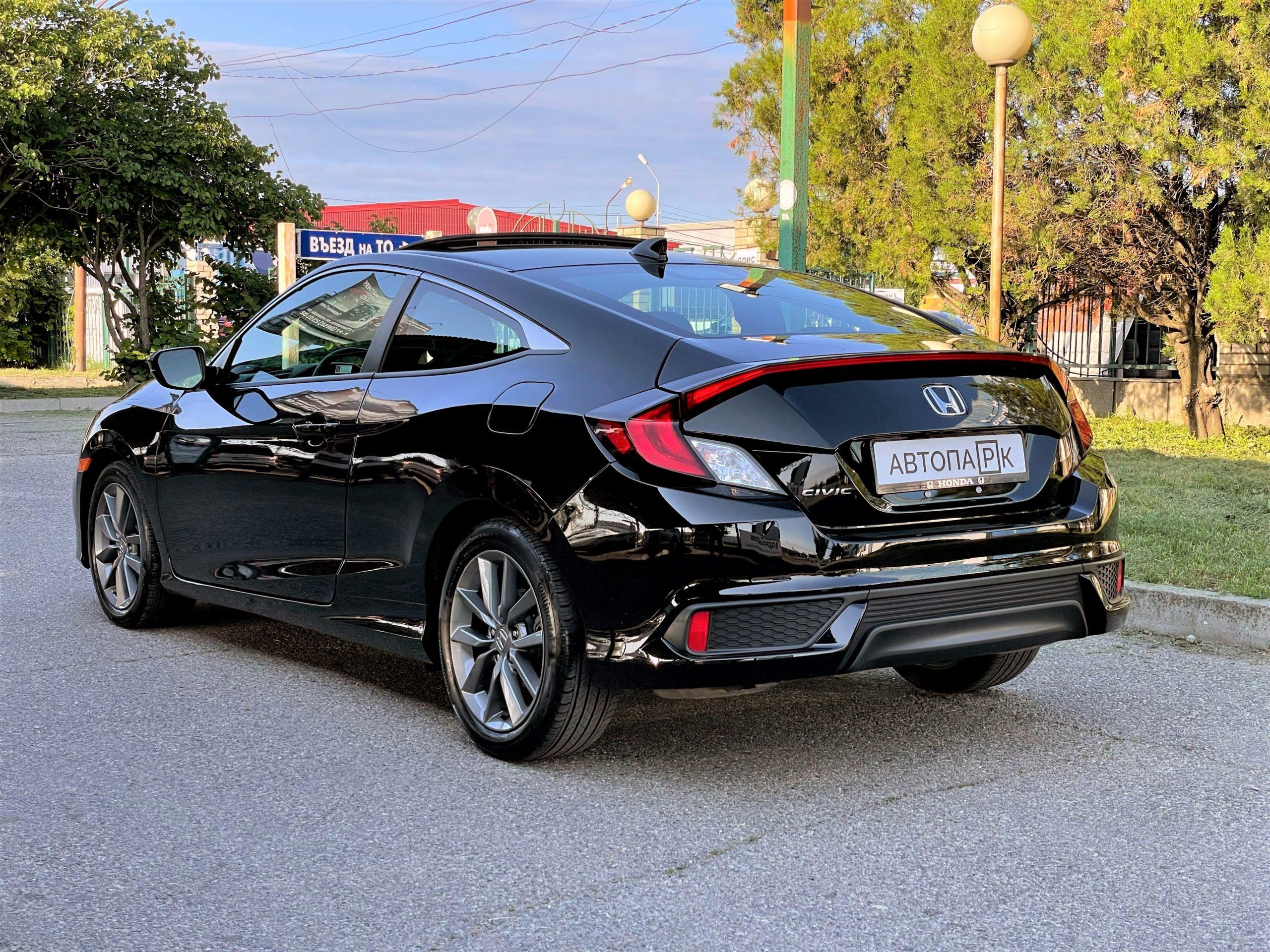 Купить Honda Civic (Черный) - Автопарк Ставрополь