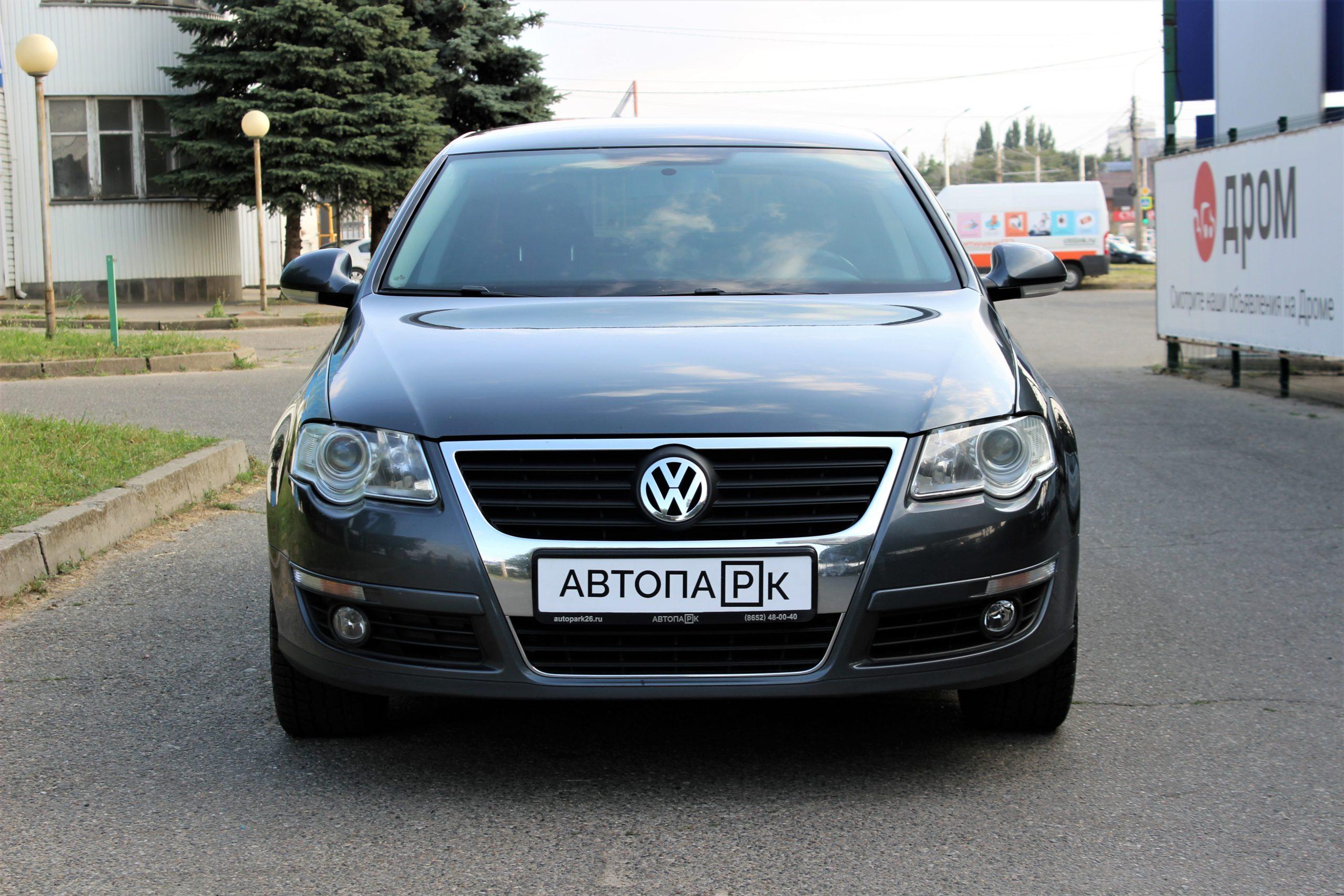 Купить Volkswagen Passat (Серый) - Автопарк Ставрополь