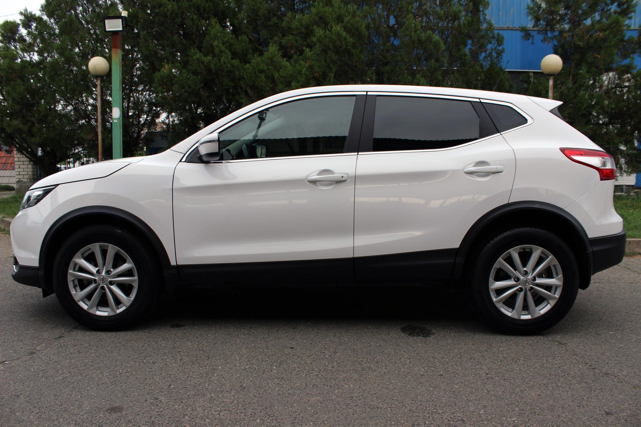 Купить Nissan Qashqai (Белый) - Автопарк Ставрополь
