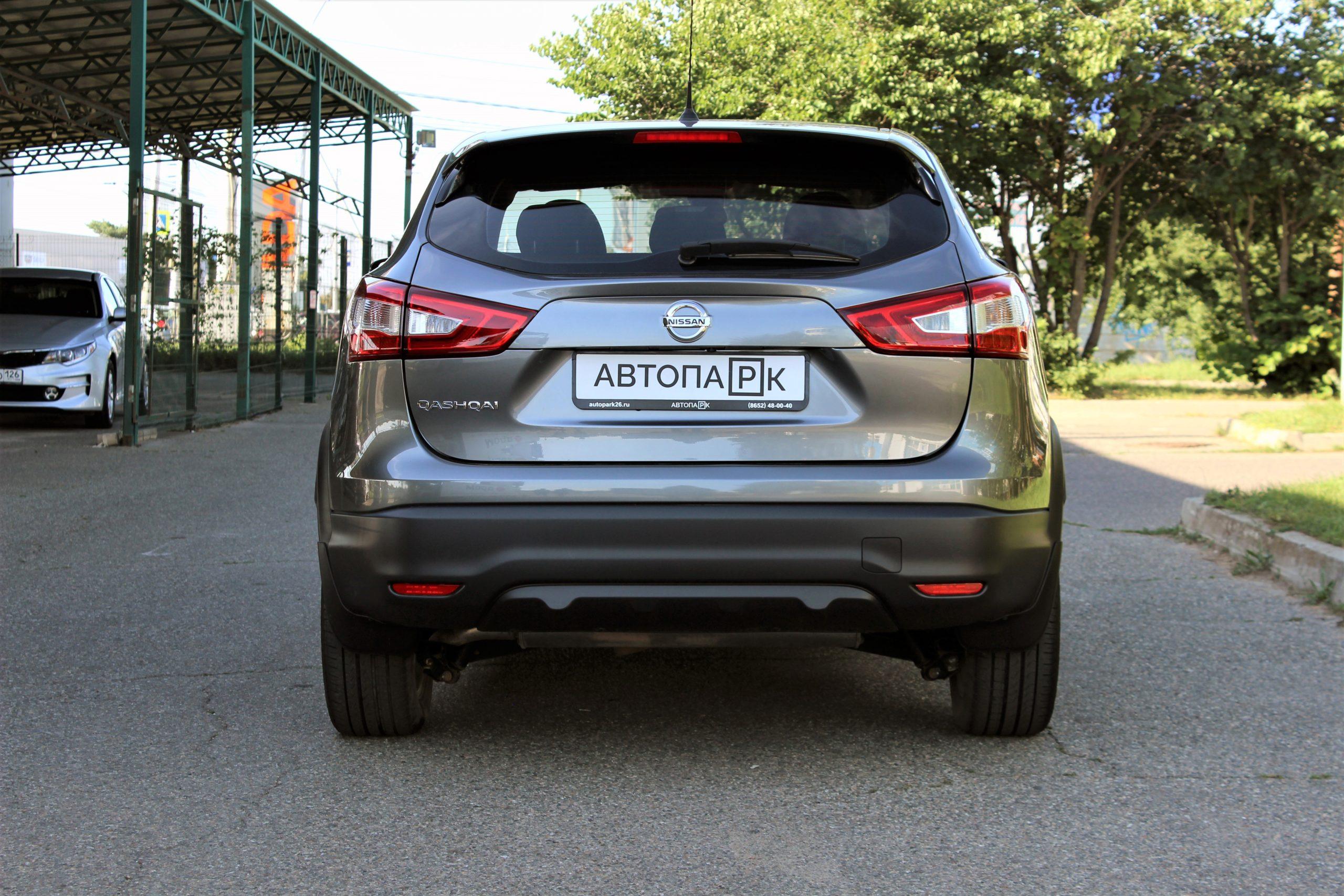 Купить Nissan Qashqai (Серый) - Автопарк Ставрополь