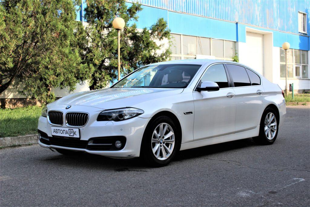 Купить BMW 5 серия (Белый) - Автопарк Ставрополь