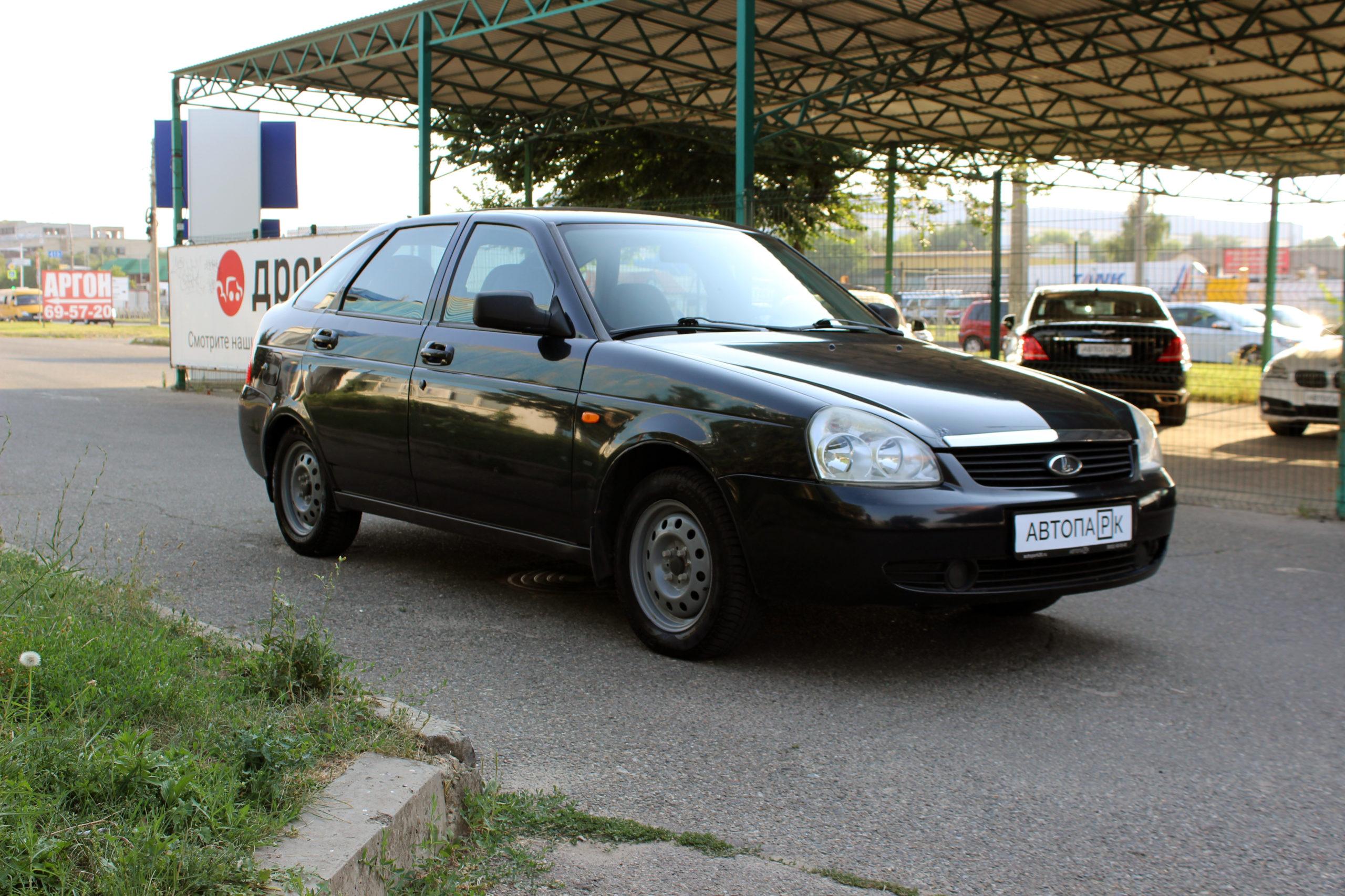 Купить LADA Priora (Графитовый металлик) - Автопарк Ставрополь