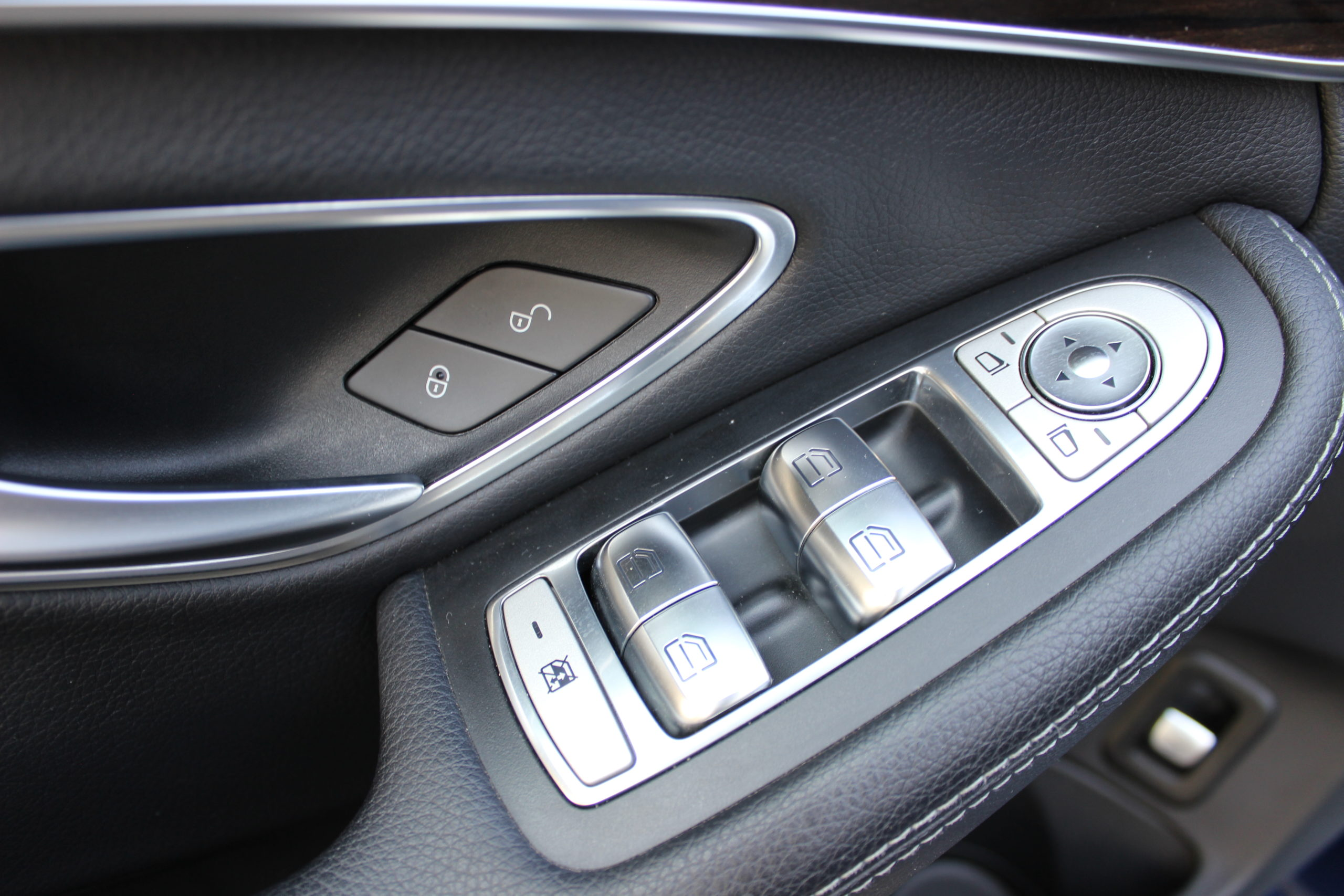 Купить Mercedes-Benz C-класс (Синий) - Автопарк Ставрополь