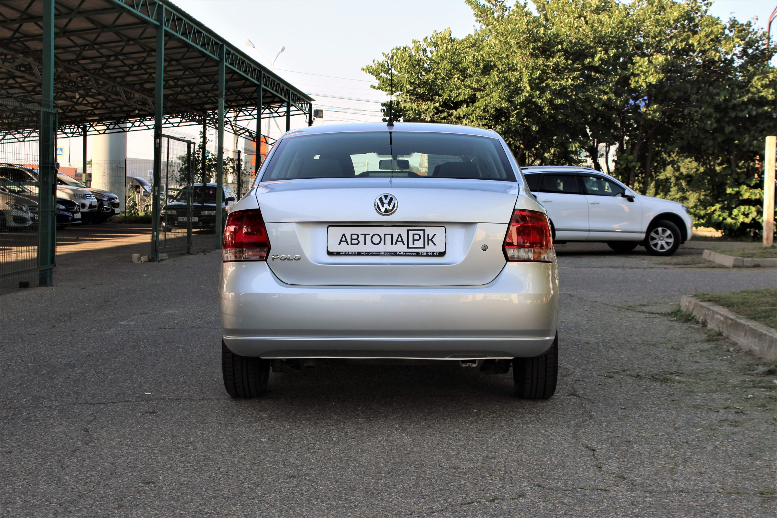 Купить Volkswagen Polo (Серебристый) - Автопарк Ставрополь