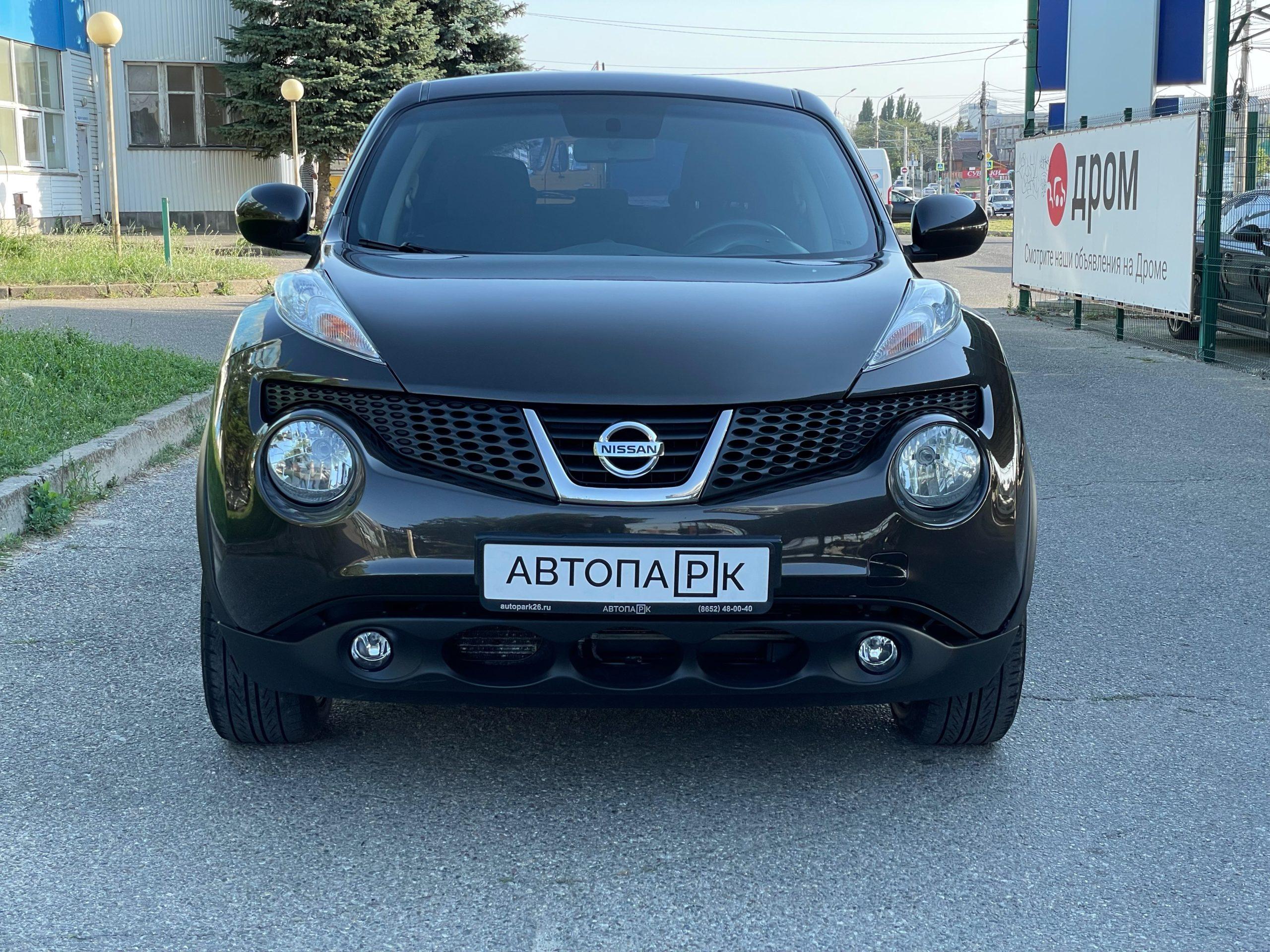Купить Nissan Juke (Светло-коричневый ) - Автопарк Ставрополь