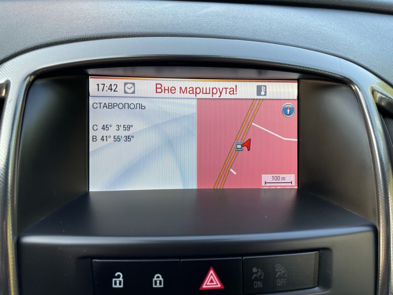 Купить Opel Astra (Серебристый металлик) - Автопарк Ставрополь