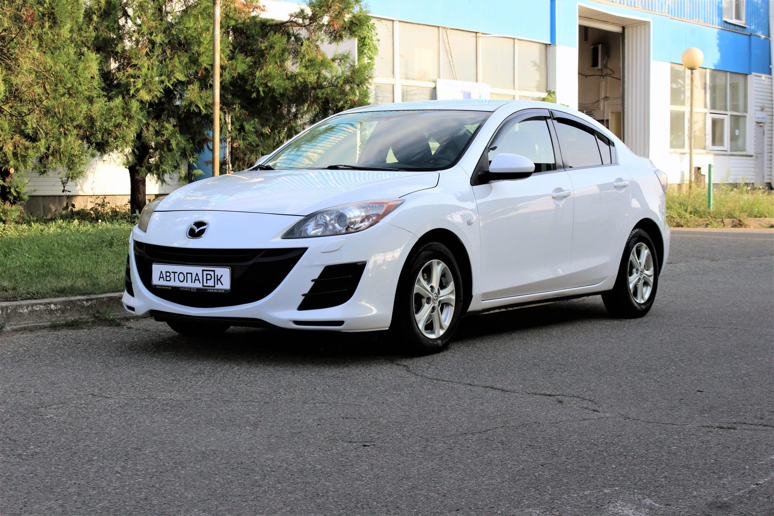 Купить Mazda 3 (Белый) - Автопарк Ставрополь