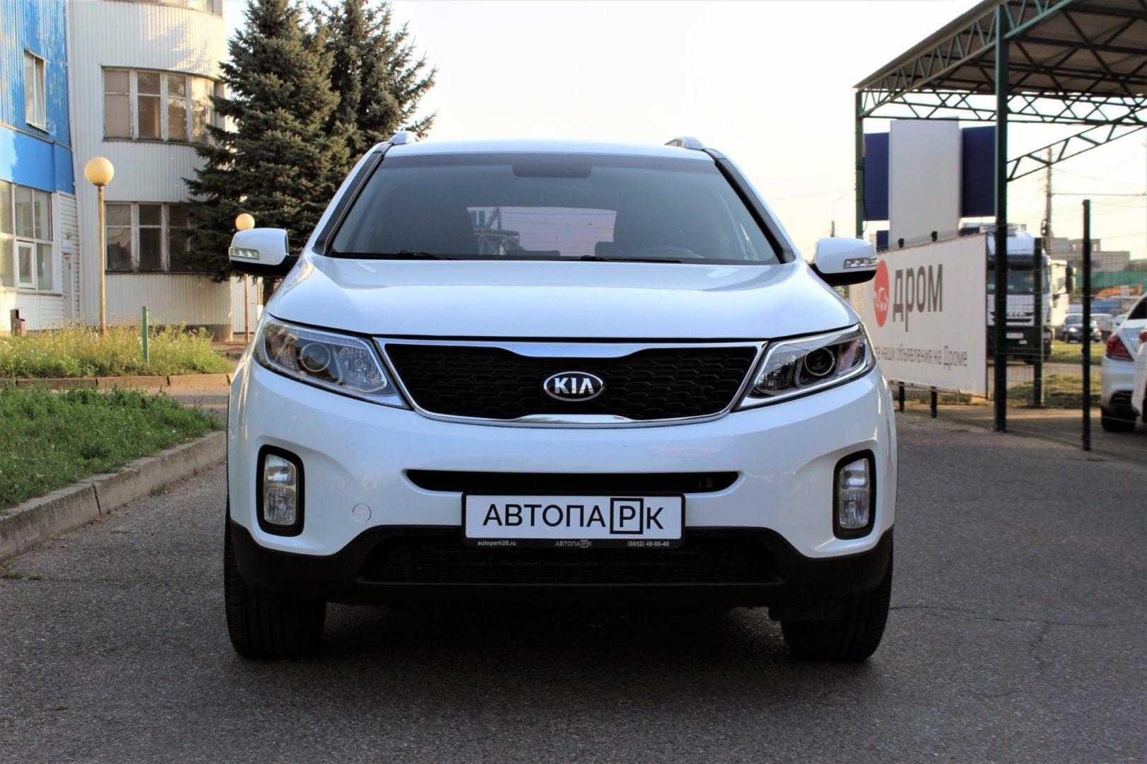 Купить Kia Sorento (Белый) - Автопарк Ставрополь
