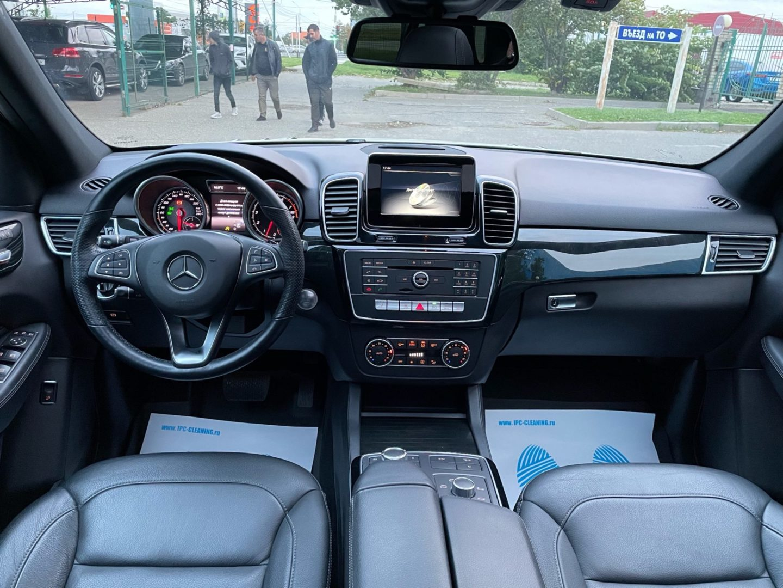 Купить Mercedes-Benz GLE-класс (Белый) - Автопарк Ставрополь