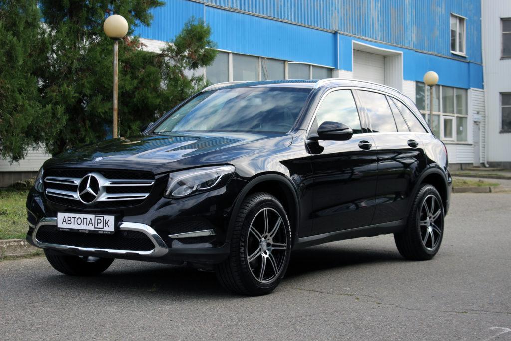 Купить Mercedes-Benz GLC-класс (Черный) - Автопарк Ставрополь