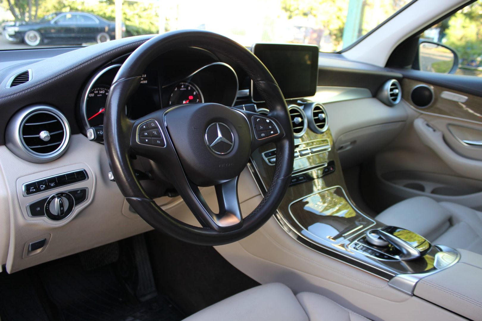 Купить Mercedes-Benz GLC-класс (Синий) - Автопарк Ставрополь