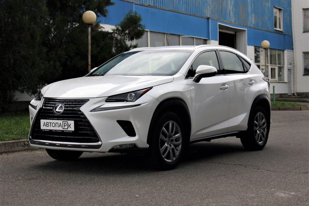 Купить Lexus NX (Белый) - Автопарк Ставрополь