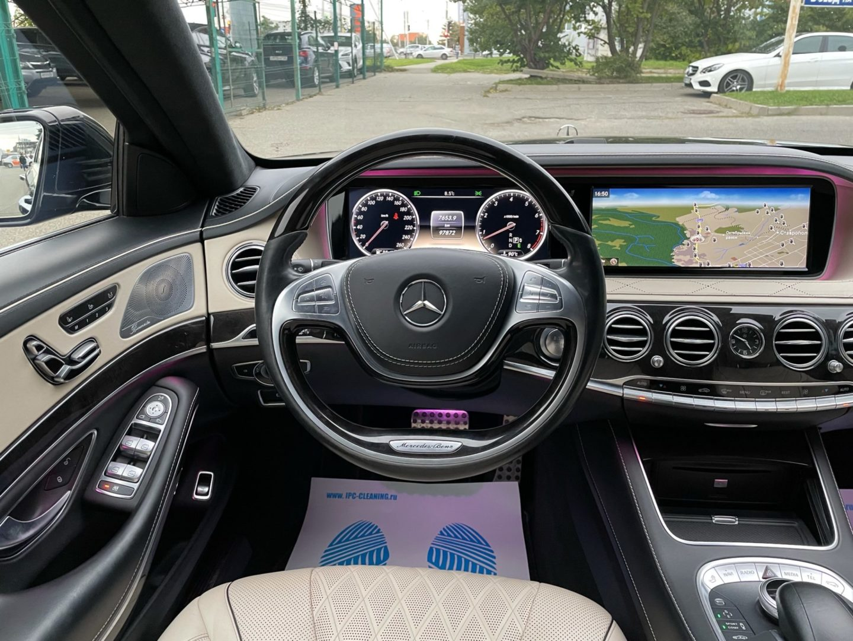 Купить Mercedes-Benz S-класс (Черный) - Автопарк Ставрополь