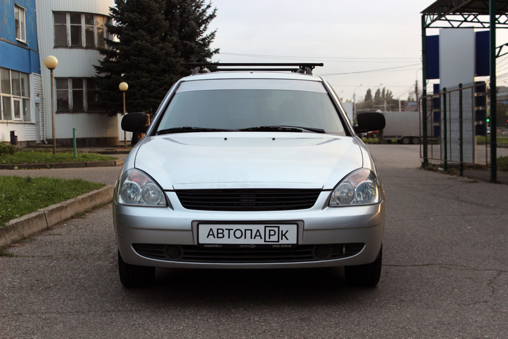 Купить LADA Priora (Светло-серебристый металлик) - Автопарк Ставрополь