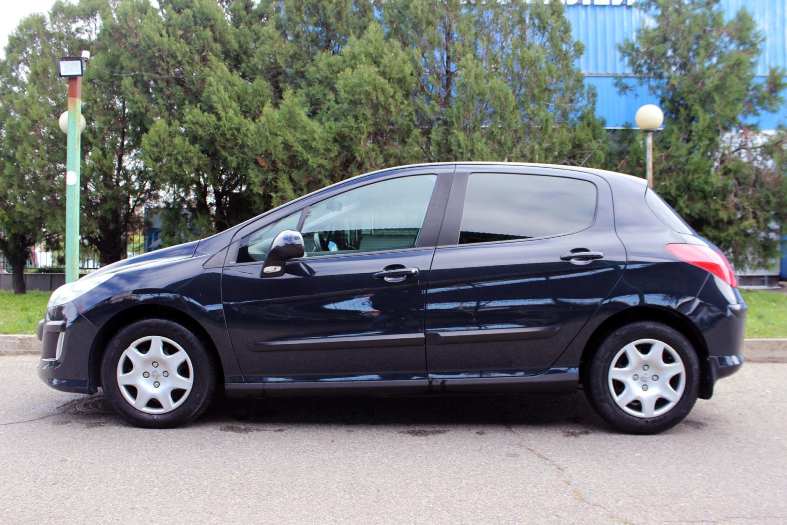 Купить Peugeot 308 (Тёмно-серый) - Автопарк Ставрополь