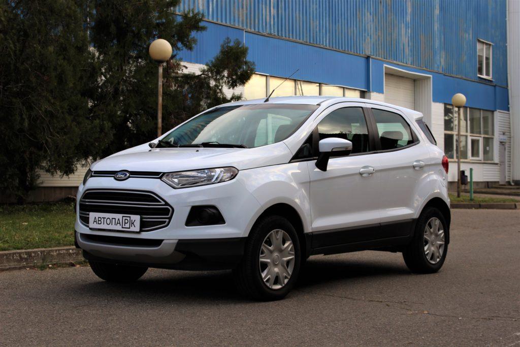 Купить Ford EcoSport (Белый) - Автопарк Ставрополь