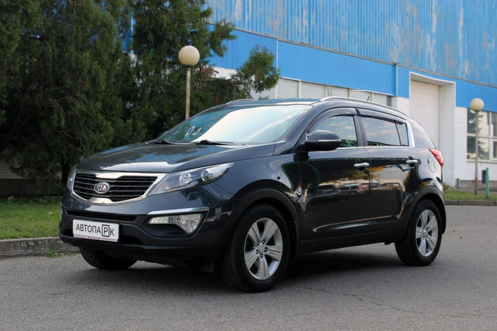 Купить Kia Sportage (Серый) - Автопарк Ставрополь