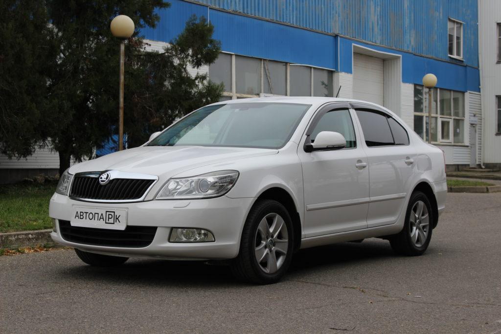 Купить Skoda Octavia (Белый) - Автопарк Ставрополь